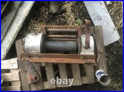 Land Rover Series Fairey Mayflower drum winch swb lwb 88 109 military spares
