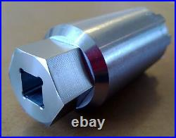 Land Rover Series Gearbox Overdrive Mainshaft Nut Tool 600300