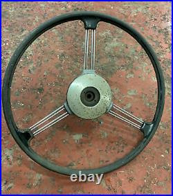Land Rover Series One 1 & 2 Spoked Steering Wheel Classic Landy I II