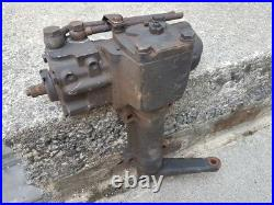 Land Rover Series Power Steering Conversion
