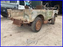 Land Rover series 1 1951 80