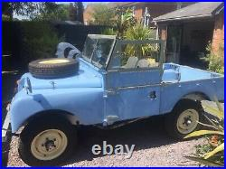 Land Rover series 1 1958