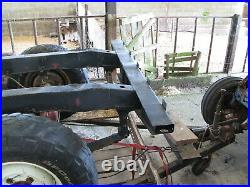 Land Rover series 2/3 88 rolling chassis