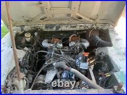 Land Rover series 3 109 v8