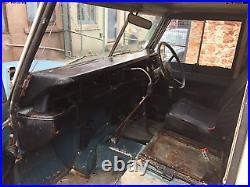 Land Rover series 3 SWB