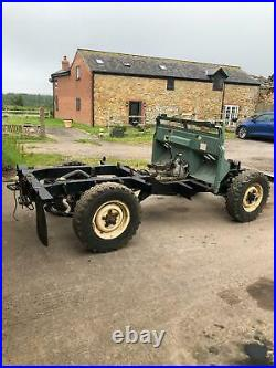 Land Rover series 3 for rebuild