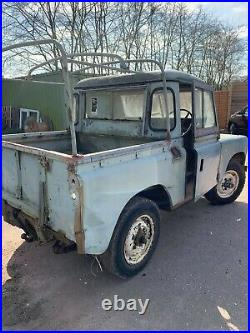 Land Rover series 3 petrol 88