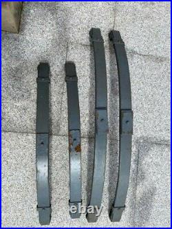 Land rover series 2 2a 3 swb parabolic rocky mountain leaf springs