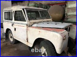 Land rover series 2a 1964 88 inch petrol