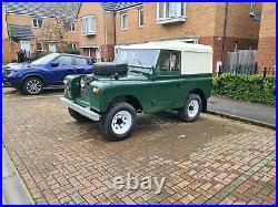 Land rover series 2a 88' 1966