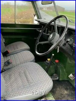 Land rover series 3 1980 88 SWB Safari Top