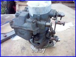 Land rover series 3 lightweight engine PETROL no 951xxxxxx 24V