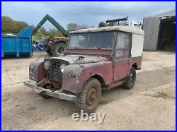 Landrover series 1 80 1953