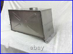 Landrover series 1 one stainless steel petrol fuel tank 86/88/107/109