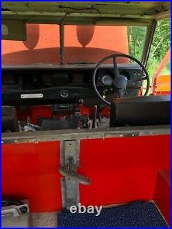 Landrover series 3 88 4 cylinder tax& mot exempt fully restored mot 2022