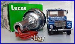 Lucas L451 Bulkhead Side Light Sidelight Glass Light Unit Land Rover Series 1 80