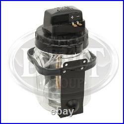 Lucas ScreenJet Glass Bottle Windscreen Washer Pump Land Rover Series 1 2 80 86