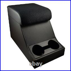 Mesh Black Cubby Box & Cup Holders For Land Rover Series & Defender DA2662MESH
