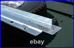 Mounting Rail Truck Cab SWB Filler Infill Plate 346325 Land Rover Series 2 2A 3