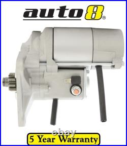 New Starter Motor for Land Rover Discovery 2.5L Diesel 1999 2002 TD5 Series 2