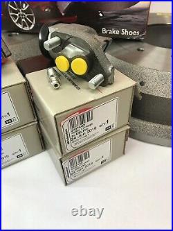 OEM Land Rover Series 2A 3 88 109 11 Brake Kit 4 Cylinder Models Mintex Delphi