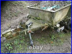Rapier Trailer 1 ton Sankey Penman Land Rover 101 FV 2410 series military