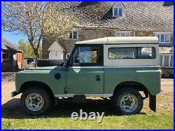 Series 3 Land Rover Diesel