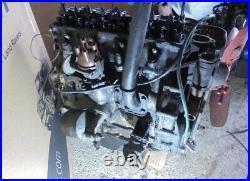 Series Land Rover 2.25 litre Petrol Engine