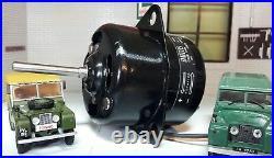 Smiths Rectangular Heater Motor Blower Fan OEM Land Rover Series 2a 2b LWB