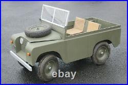 Toylander 2 Series 2 Land Rover, TOT ROD 24v
