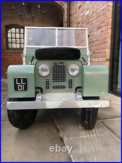 Toylander Land Rover Series 1